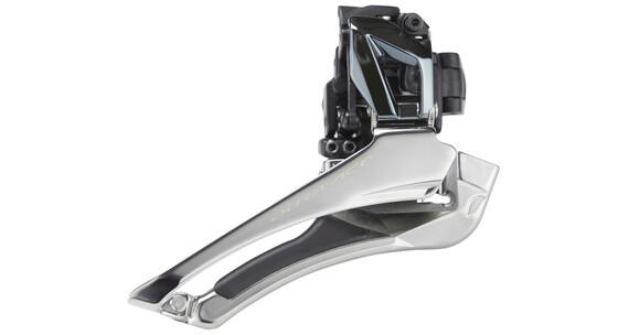 Shimano Dura Ace FD-R9100 Umwerfer 2x11-fach Down-Pull Schelle Schwarz